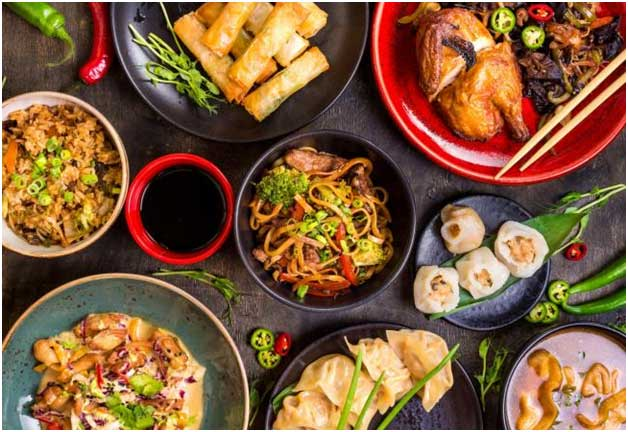 Discover The Best Sweet And Savory Asian Food Experience With Chinese Delivery Arlington