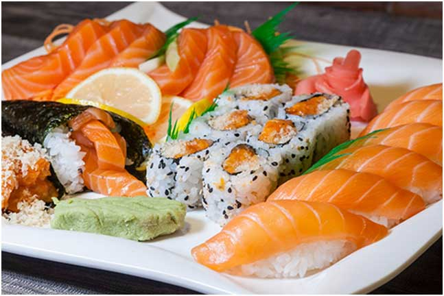 Treat Yourself with Some Mouth-Watering Sushi Arlington