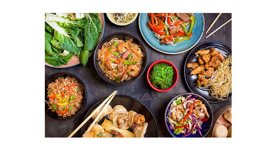 Want The Best Place for Good Food? Prefer Great Wok Arlington and Sono Arlington!